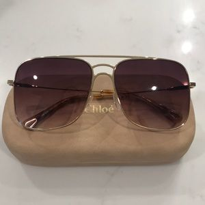 Chloe sunglasses 😎 authentic from Neiman Marcus